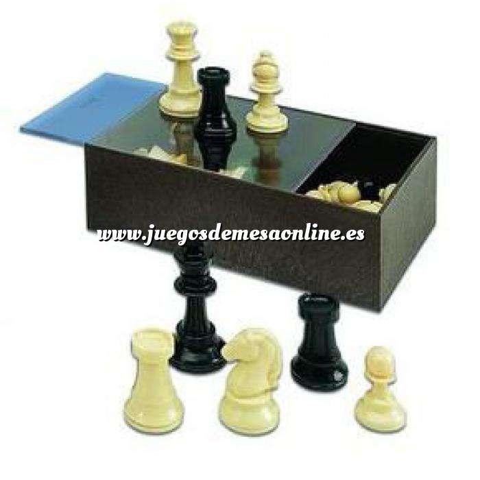 Imagen Ajedrez y damas Fichas de ajedrez profesional (Últimas Unidades)