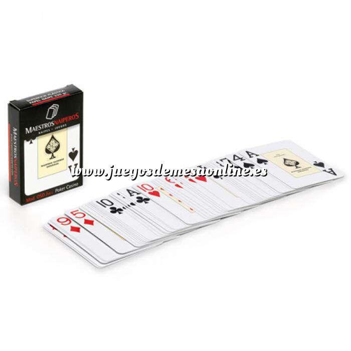 Imagen Cartas y naipes Baraja de cartas Poker (Últimas Unidades)