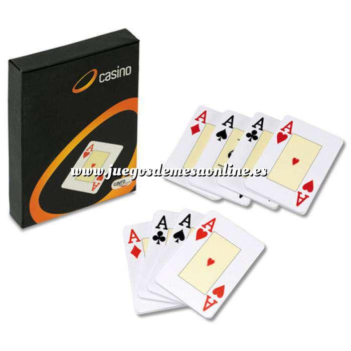 Imagen Cartas y naipes Caja juego canasta (Últimas Unidades)