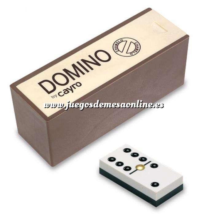 Imagen Dominó Dominó en caja de Plástico (Últimas Unidades)