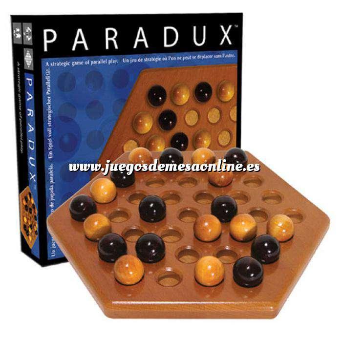Imagen Dos jugadores Paradux (Últimas Unidades)