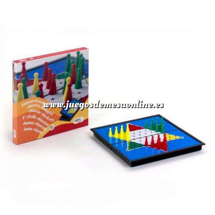 Imagen Magnéticos Damas chinas magnéticas 24x24 (Últimas Unidades)