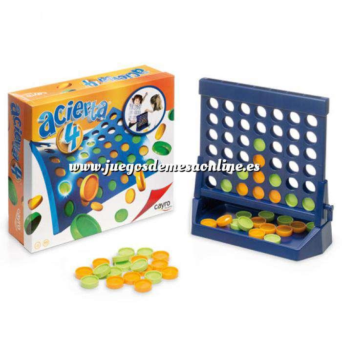 Imagen Otros juegos y Casino Acierta 4 (Últimas Unidades)