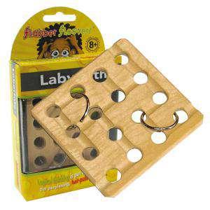 De madera - Laberinto (Últimas Unidades)