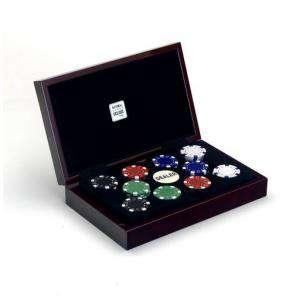 Fichas - Caja 100 fichas casino 11.5 g. Deluxe