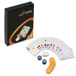 Maletines Poker - Baraja de cartas Poker y Fichas (Últimas Unidades)