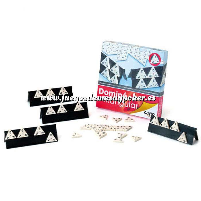 Imagen Dominó Dominó triangular