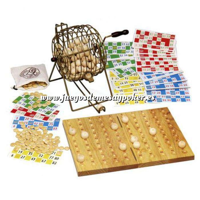 Imagen Otros juegos y Casino Bingo clásico deluxe