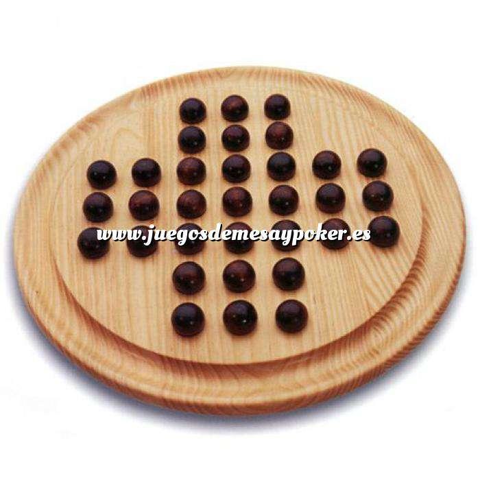 Imagen Otros juegos y Casino Solitario y accesorios de madera