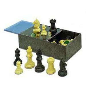 Ajedrez y damas - Fichas de ajedrez