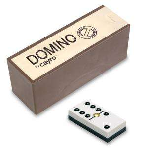 Dominó - Dominó en caja de Plástico (Últimas Unidades)