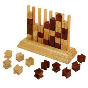 Otros juegos y Casino - Acierta 4 en madera (Últimas Unidades)