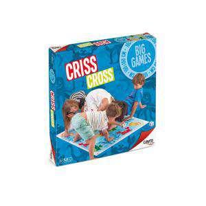 Otros juegos y Casino - Crisscross para suelo.