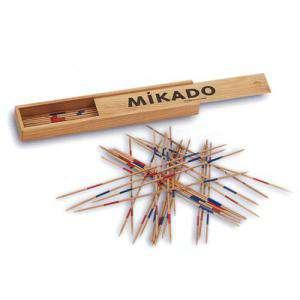 Otros juegos y Casino - Mikado de madera 33 cms.
