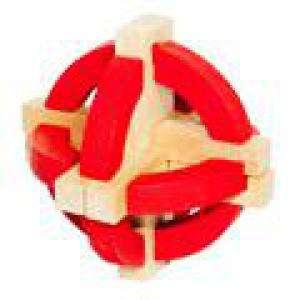 De madera - Esfera arcos colores (Últimas Unidades)