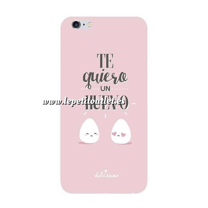 Imagen Fundas para móvil Funda de móvil: Te quiero un huevo.