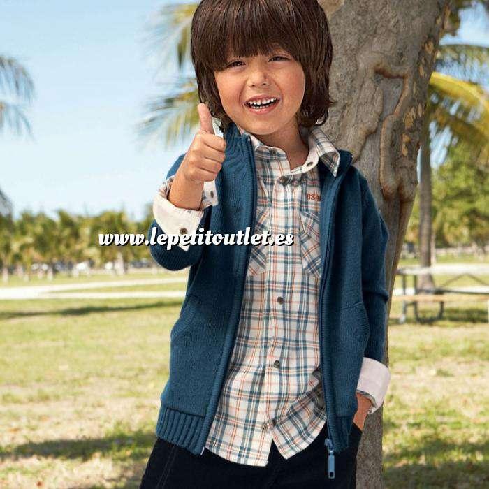 Imagen NIÑOS Chaqueta niño Azulón Talla 94 (Ref.016170) (Últimas Unidades)