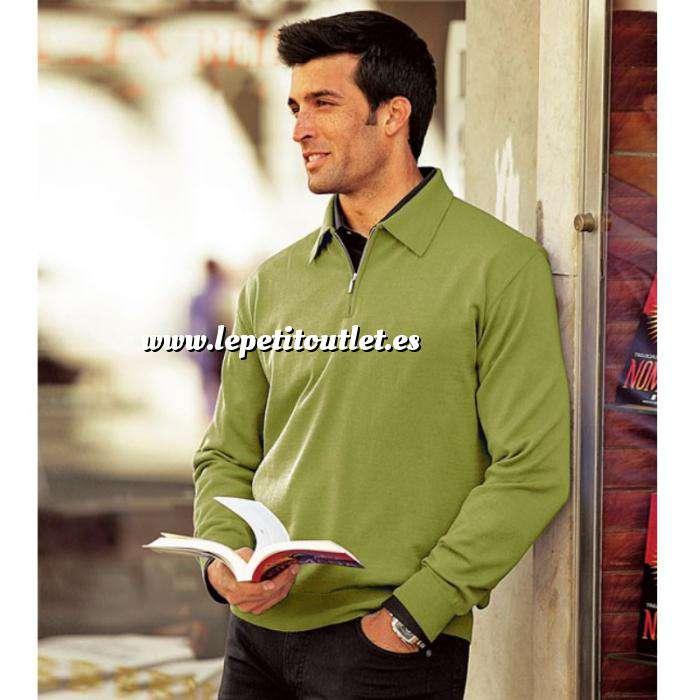 Imagen Talla 43-46 (XL) Camiseta Polo Verde Talla 44-46 (Ref.028272) (Últimas Unidades)