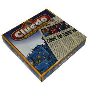 Mini Juegos - Cluedo - Mini juego (PDE) - Idioma Portugues (Últimas Unidades)