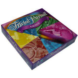 Mini Juegos - Trivial Pursuit (IDIOMA PORTUGUES) - Mini juego (PDE) (Últimas Unidades)