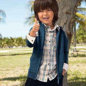 NIÑOS - Chaqueta niño Azulón Talla 94 (Ref.016170) (Últimas Unidades)