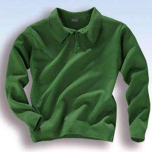 Talla 42-44 (M) - Jersey Polo de hombre verde Talla 44-46 (Ref.027957) (Últimas Unidades)