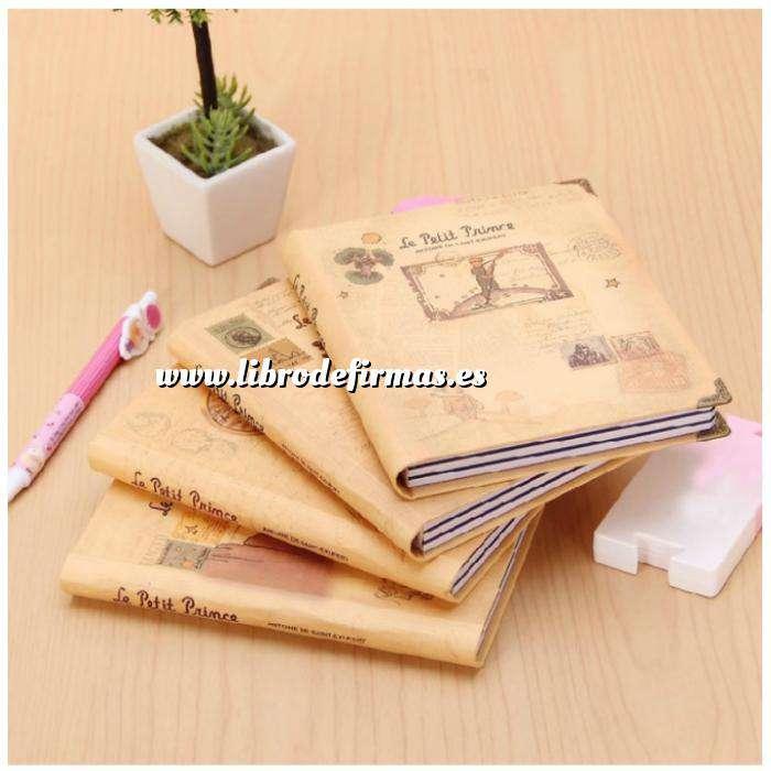 Imagen Agendas Cuaderno de viaje temático: Le Petit Prince (El Principito) (Últimas Unidades)