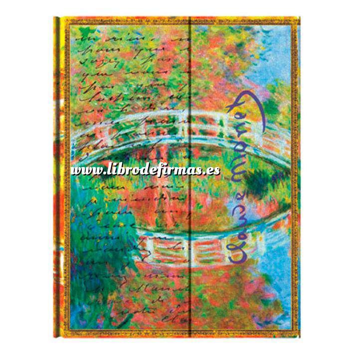 Imagen Agendas Libro de Firmas Monet (El Puente) Ultra