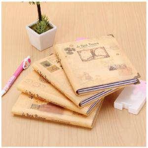 Agendas - Cuaderno de viaje temático: Le Petit Prince (El Principito) (Últimas Unidades)