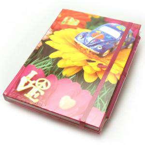 Agendas - Libro de Firmas LOVE con coche (Últimas Unidades)