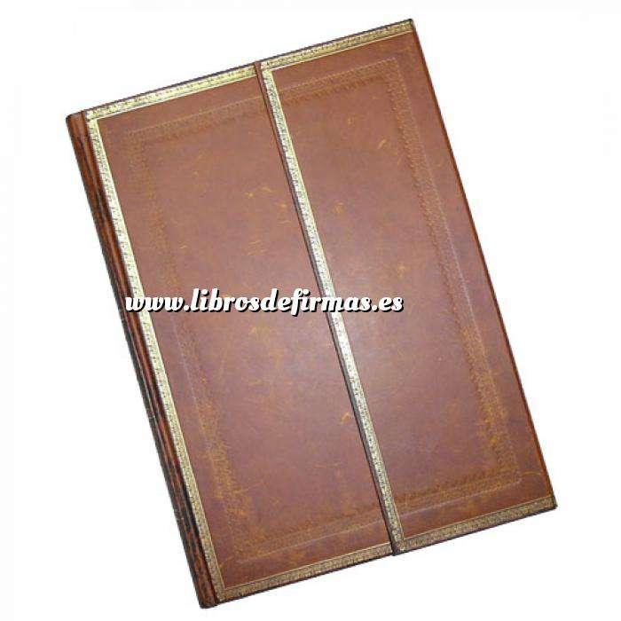 Imagen Clásico Libro de Firmas REPUJADO PEQUEÑO