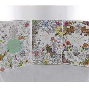 Agendas - Cuaderno Encharted World (Mundo Encantado) - Modelos surtidos