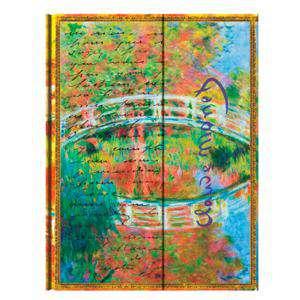 Agendas - Libro de Firmas Monet (El Puente) Ultra