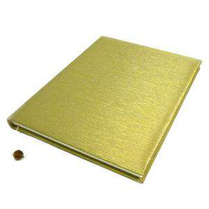 Brillante - Libro de firmas Gala ORO