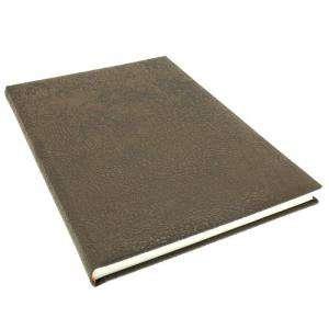Textura - Libro de Firmas TEXTURA Marrón