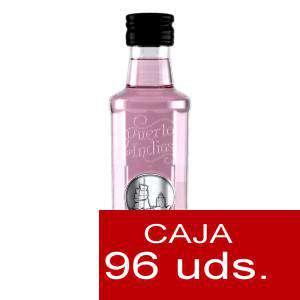 Ginebra - Ginebra PUERTO DE INDIAS STRAWBERRY 5cl - caja de 96 uds