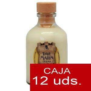 Licores, orujos y crema - Crema de Arroz con leche ROCÍO 50 (Torre María) - CAJA DE 12 UDS