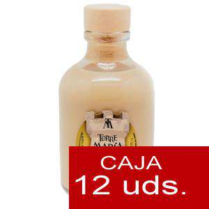 Licores, orujos y crema - Crema de licor ROCÍO 50 (Torre María) - CAJA DE 12 UDS
