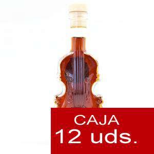 Imagen Licores, orujos y crema Licor de Café Torre María VIOLÍN - CAJA DE 12 UDS