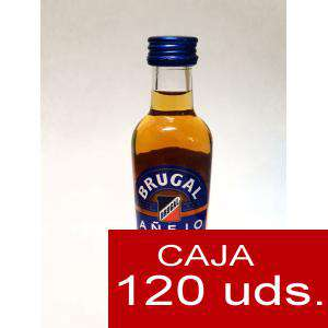 Imagen Ron Ron Brugal CAJA DE 120 UDS