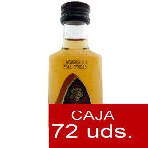 Ron - Ron Cacique Añejo 5cl CAJA DE 72 UDS