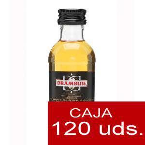 Whisky - Licor Escocés Drambuie 5cl CAJA DE 120 UDS