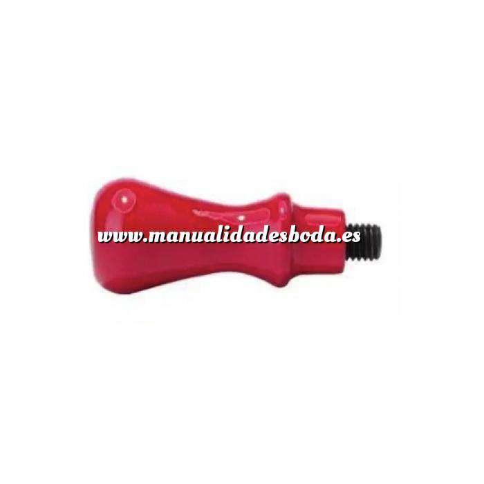 Imagen Complementos lacrado Mango largo para sello ROJO (Últimas Unidades)