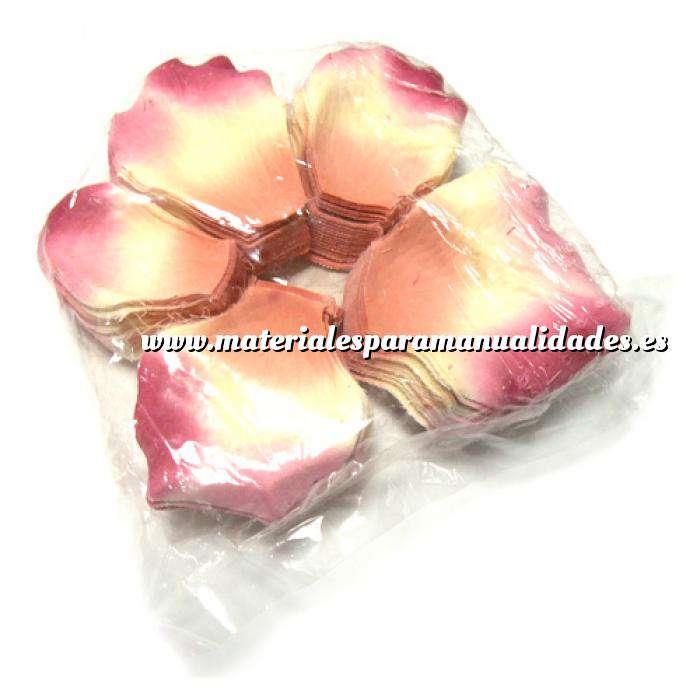 Imagen Pétalos Pétalos Fucsias bolsa 240 Uds. comprimidos