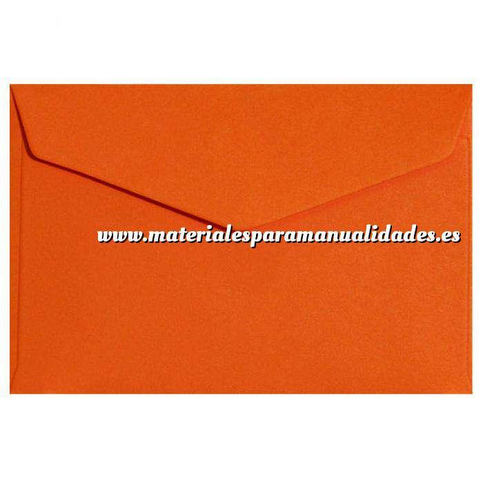 Imagen Sobres C5 - 160x220 Sobre Naranja pico c5