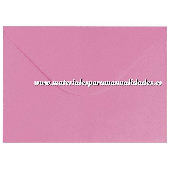 Imagen Sobres C5 - 160x220 Sobre rosa c5