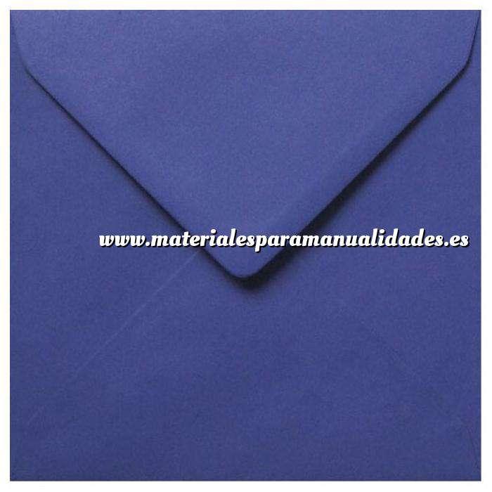 Imagen Sobres Cuadrados Sobre azul lirio Cuadrado (VY24155)