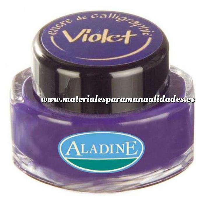 Imagen Tintas y rotuladores Tinta escritura 15 ml VIOLETA