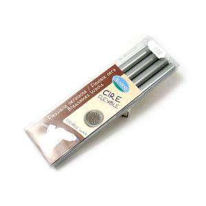 Barras para pistola - Barra Lacre 11mm tipo Silicona Plateado PACK DE 4 para Pistola