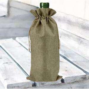 Bolsas de Yute 16x36 cm - Bolsa de Yute Natural TONO OSCURO 16x36 capacidad 15x31 cms. (Últimas Unidades)